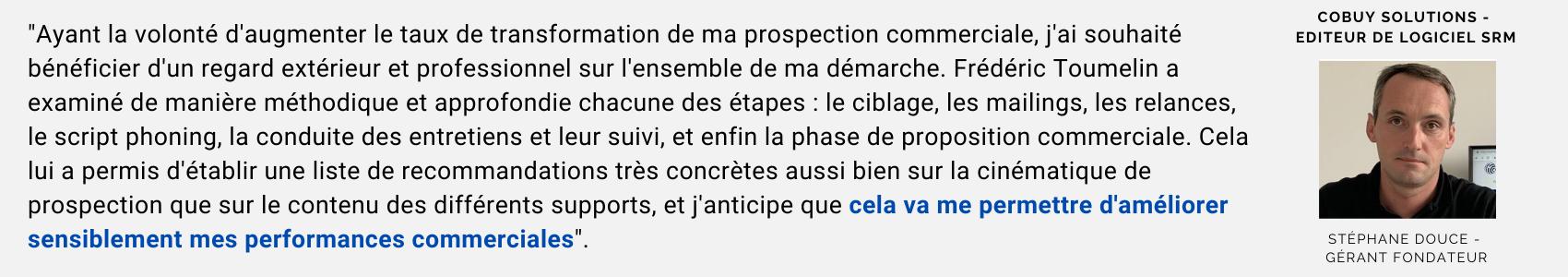 Stéphane DOuce Cobuy Témoignage V2